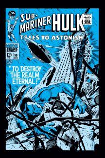 Tales to Astonish #98