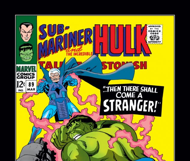 Tales to Astonish (1959) #89 Cover