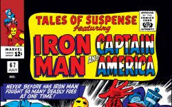 Tales of Suspense (1959) #67 Cover