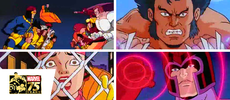 Ron Wasserman created the theme to X-Men: The Animated Series