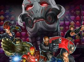 Age of Ultron in Marvel Puzzle Quest