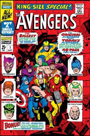 Avengers Annual (1967 - 1994) thumbnail