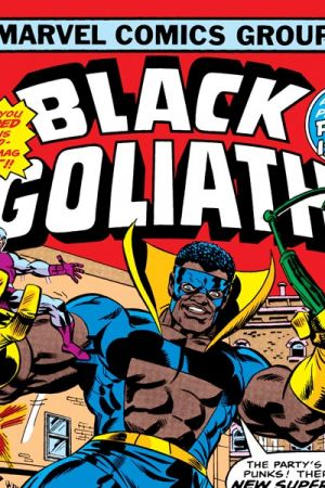 Black Goliath (1976) thumbnail