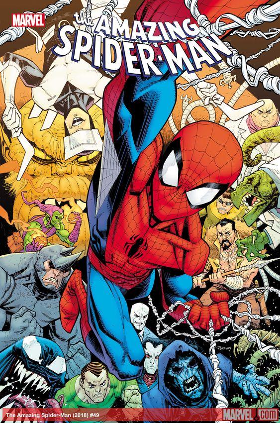 The Amazing Spider-Man (2018) #49