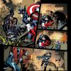 Image Featuring Nick Fury, Venom (Mac Gargan), Luke Cage, Captain America
