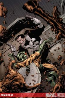 Punisher (2008) #9