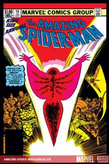 Amazing Spider-Man Annual (1964) #16