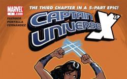 Captain Universe (2005) #1
