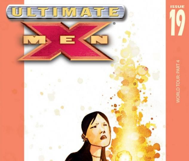 ULTIMATE X-MEN #19