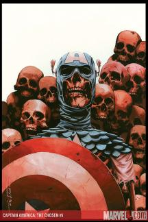 Captain America: The Chosen #5