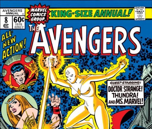 Avengers Annual (1967) #8