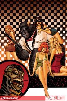 Gorilla Man (2010) #1