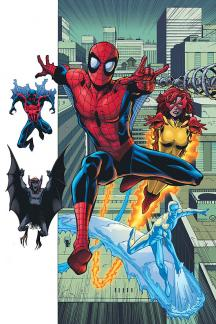 Spider-Man Family Featuring Amazing Friends #1