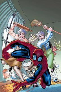 Marvel Adventures Spider-Man Vol. 4: Concrete Jungle (Digest)