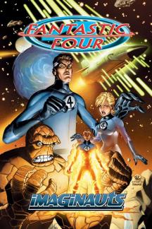 Fantastic Four Vol. 1: Imaginauts (Trade Paperback)