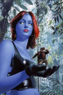 Mystique Vol. 3: Unnatural (Trade Paperback)