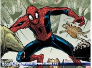Marvel Adventures Spider-Man (2005) #16 Wallpaper