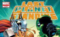 LAST PLANET STANDING #2