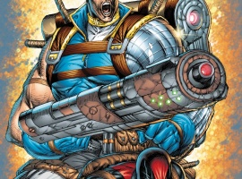 Cable & Deadpool MGC #1