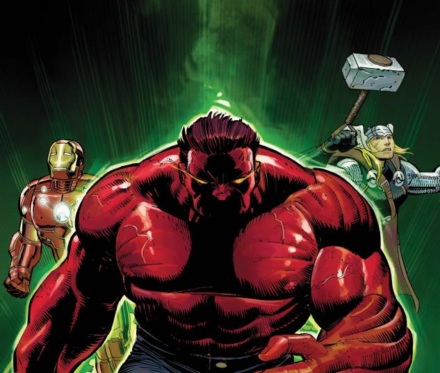  Avengers: Infinity Quest (2011) #1