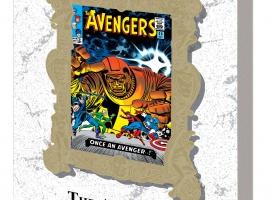 Marvel Masterworks: Avengers Vol. 3 TPB Variant