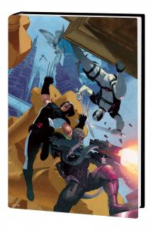 Uncanny X-Force: Deathlok Nation (Hardcover)