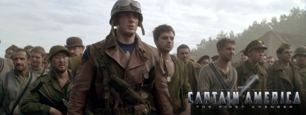 Watch 2 New Captain America TV Spots