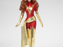 Marvel's Dark Phoenix exclusive Tonner Doll