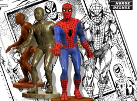 The Making-Of: Spider-Man Syroco Statue