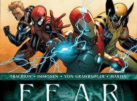 Fear Itself (2010) #1