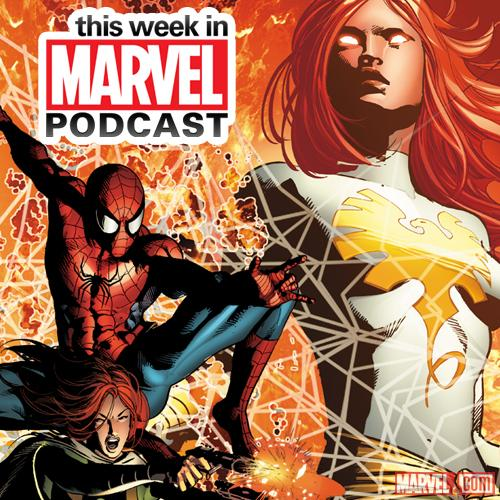 This Week in Marvel #34  browse  summary  clone