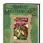 MARVEL MASTERWORKS: SGT. FURY VOL. 4 HC VARIANT (DM ONLY)