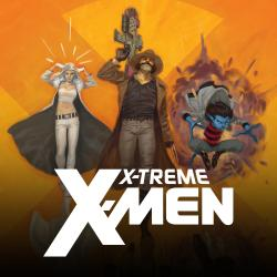 X-Treme X-Men Series