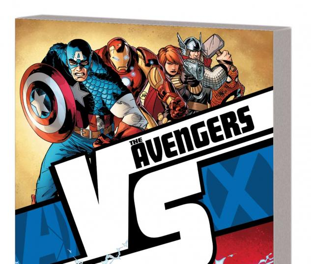 AVENGERS VS. X-MEN TPB