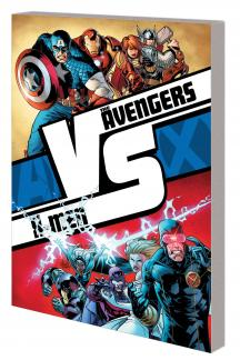 Avengers Vs. X-Men: Versus (Trade Paperback)