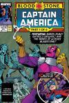 Captain America (1968) #357 Cover