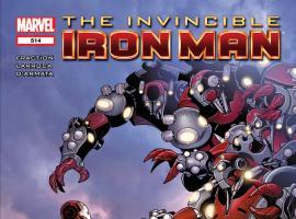 Invincible Iron Man (2008) #514