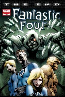 Fantastic Four: The End Premiere (Hardcover)