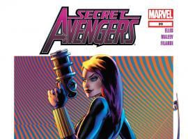 Secret Avengers (2010) #20