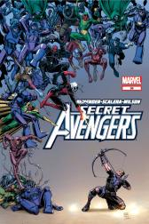 Secret Avengers #36 