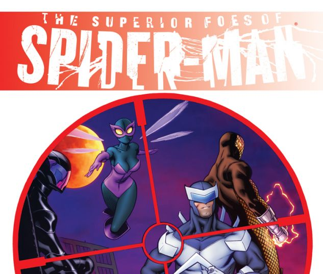 THE SUPERIOR FOES OF SPIDER-MAN 2