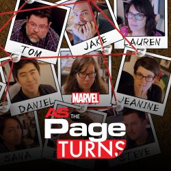 Marvel's As the Page Turns