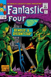 Fantastic Four (1961) #37