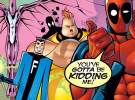 Deadpool's Weirdest Team-Ups