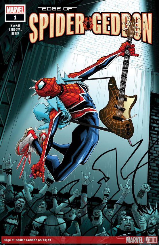 Edge of Spider-Geddon (2018) #1
