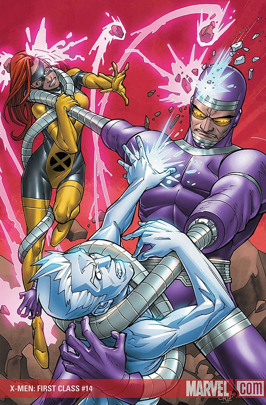 X-MEN: FIRST CLASS #14
