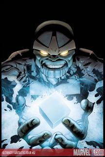 Ultimate Fantastic Four #52