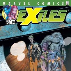 Exiles Vol. 3: Out of Time (2003)