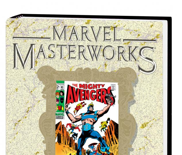 MARVEL MASTERWORKS: THE AVENGERS VOL. 7 HC VARIANT #0