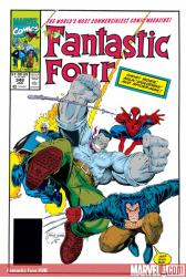 Fantastic Four #348 